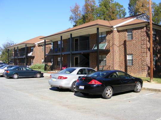 University Pointe Apartments Elon Nc